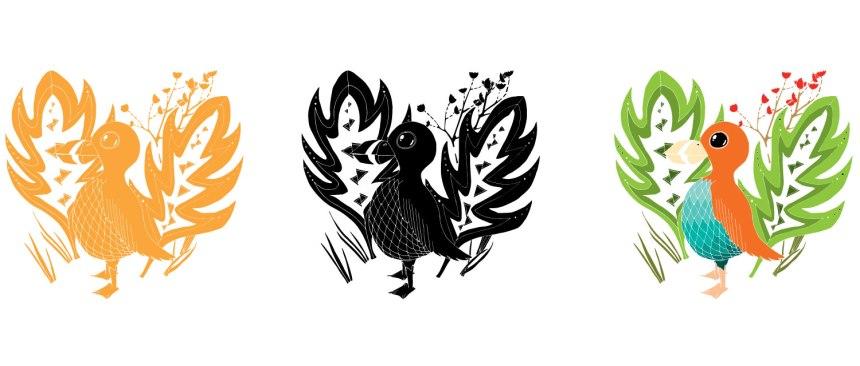 handsomebird_trio