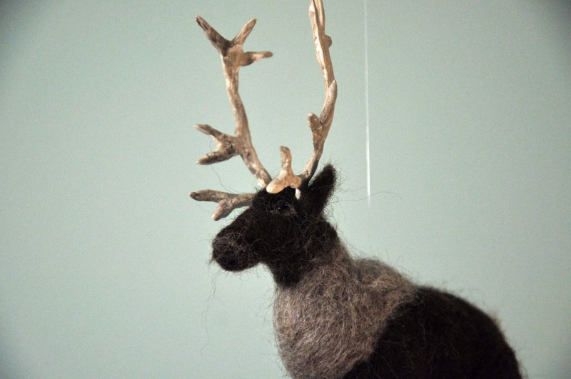 Annex Suspended Art Mobiles - Dreaming of Caribou